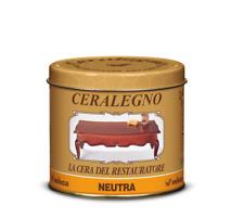 Cera d'Api per Legno in Pasta Neutra ml.500 Veleca Cod.310