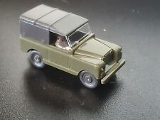 Vintage Wiking #100 Land Rover w/ Driver - 1:87 HO Scale