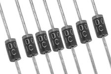 25PCS MIC 1N4001 DO-41 Axial Silastic Guard Junction Standard Rectifier Diode