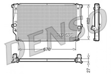 Kühler, Motorkühlung DENSO DRM50025 für TOYOTA