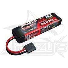 Traxxas 11.1V 5000mAh 25C 3S LiPo Battery w/ TRA ID TRA2872X