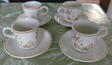 More details for marks & spencer harvest tea cups & saucers set of 4  £16.99 (post  free uk)
