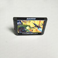 Darius - 16 bit Game Card For Sega Genesis / Mega Drive System