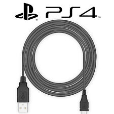 PS4 Controller Charger Cable Lead 3m Long A Male to MICRO B USB 2.0 Xbox 3 Meter