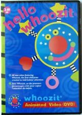 Hello Whoozit - Baby DVD Manhattan Toy - Einstein DISC ONLY #B21