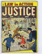 Justice Comics #5 Bell Features Canadian Edition