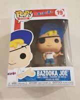 Exclusive BAZOOKA JOE FUNKO POP VINYL New in Mint Box + P/P