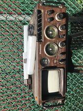 Panasonic TV TAPE RADIO  VHF UHF Vintage