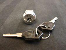 1x 1pcs Key Switch OFF-ON Lock metal toggle lock security KS-01 electronic a2