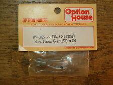 W-5085 15T Pinion - Kyosho Optima Mid Lazer ZX Ultima Pro Slingshot F1 Lumina