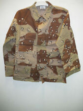 veste camouflage desert petits cailloux USA BDU stock americain