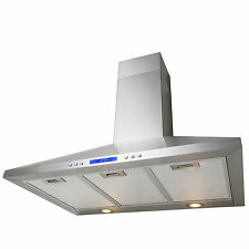 "30"" Kitchen Wall Mount Stainless Steel Range Hood Stove Vents A130"