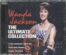 WANDA JACKSON - THE ULTIMATE COLLECTION on 2 CD's