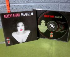 BULENT ERSOY Ottoman classical music CD transsexual diva Maazallah 1997 pop