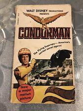Condorman (book: Film Novelisation) - Walt Disney (1981)