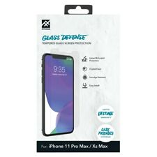 """ZAGG/IFROGZ Glass defense Screen Protector iPhone XS Max iPhone 11 Pro max 6.5"""""""