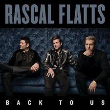 Rascal Flatts - Back To Us [New CD] Canada - Import