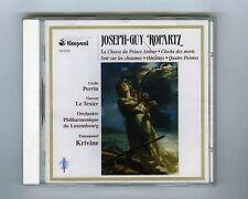CD (NEW) JOSEPH GUY ROPARTZ EMMANUEL KRIVINE CECILE PERRIN VINCENT LE TEXIER