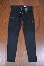NWT Nike Dri-Fit Tight Fit Shield Tights Black Men's Small S