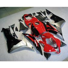 Red ABS Fairing Bodywork Kit Fit For Honda CBR600RR CBR 600 RR F5 2007 2008