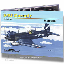 SIGNAL 50220 F4U CORSAIR IN ACTION *HARD BOUND REFERENCE BOOK