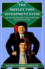 The Motley Fool Investment Guide David Tom Gardner Successful Investments Profit