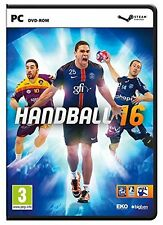 PC Game Game Handball 16 2016 DVD Shipping NEW