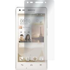 4 x Huawei Ascend G6 Film de Protection clair Protecteurs Écran
