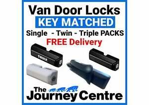 Milenco Thule Arma-D-Lock Security Van Door Lock Mul-T-Lock SINGLE-TWIN-TRIPLE