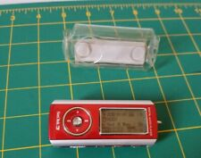 SanDisk SDMX1-256R 256MB Digital Audio MP3 Player Voice Recorder