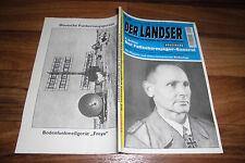 LANDSER GROßBAND  1291 -- der FALLSCHIRMJÄGER-GENERAL // Bernhard-Hermann Ramcke