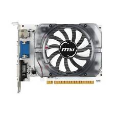 MSI NVIDIA GeForce GT 730 2GB DDR3 VGA/DVI/HDMI PCI-Express Video Card