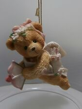 "CHERISHED TEDDIES SENDING YOU MY HEART"" GIRL CUPID 103616 MINT IN BOX"