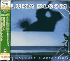 LUKA BLOOM-THE ACOUSTIC MOTORBIKE-JAPAN SHM-CD Ltd/Ed C41