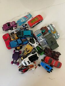 lot of 20 cars matchbox/hotwheels