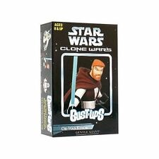 Star Wars Bust-Ups Series 7 Clone Wars Obi-Wan Kenobi Figure NEW