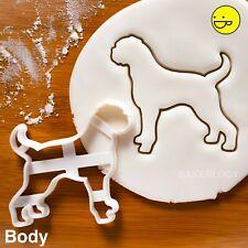 Boxer Silhouette Cookie Cutter | mignon Chien Pet molosser traite de sauvetage a...