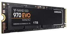 SAMSUNG 970 EVO 500GB 1TB 2TB M.2 2280 NVMe PCIe 3.0 x4 TLC Internal SSD LOT