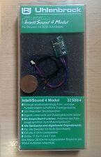 Uhlenbrock 32500 IntelliSound4 Modul Wunschsound Spur H0,G,0,1,N,TT OVP (32300)