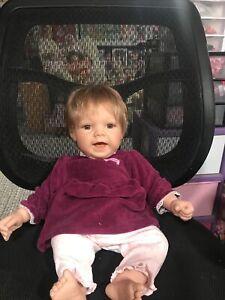 LEE MIDDLETON BABY DOLL BY REVA