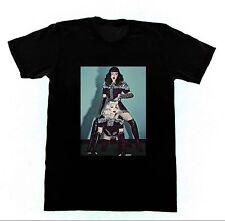 Madonna & Katy Perry Tshirt 76 Shirt Bettie Page BDSM Pin Up Bondage Erotica