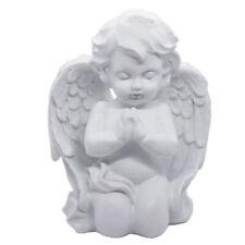 Kneeling prayer Angel Cherub Figurine Garden Statue Memorial Grave site Statue