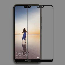 For Huawei P20/P20 Lite/P20 Pro Full Cover Tempered Glass Phone Screen Protector