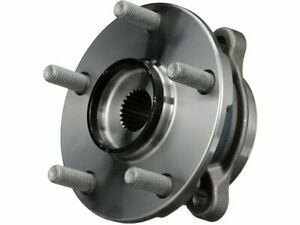 For 2017-2018 Toyota Corolla iM Wheel Hub Assembly Front 85437TX 1.8L 4 Cyl