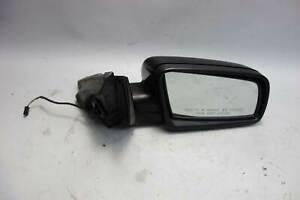 2008-2009 BMW E60 5-Series Right Outside Power-Fold Side Mirror Black Sapphire