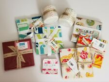 Precuts Mixed Bag: 6 charm packs, 1 mini cp, 2 mini jelly rolls; free shipping!