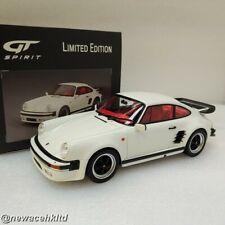 Porsche 911 930 Turbo S Grand Prix White GT SPIRIT MODEL 1/18 #GT786