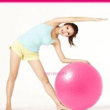 Exercise Anti Burst Yoga Gym Birthing Pregnancy Pilates 65cm Pink Swiss Ball