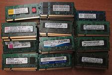 2GB DDR2 Laptop RAM Memory 2 X 1GB - DDR2 555 666 800 SODIMM PC2-6400 200pin RAM