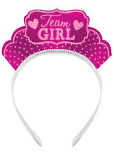 Baby Shower Girl or Boy Party Tiaras Pack 12